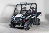 "Polaris Ranger 2009 XP + Full Tilt Windshield 3/16"" MAR"