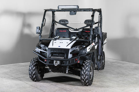 "Polaris Ranger 2009 XP + Half Windshield 3/16"" MAR"