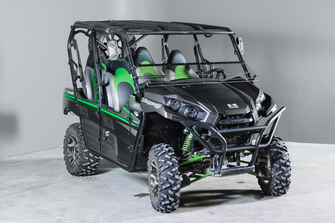 "Kawasaki Teryx Full Tilting UTV Windshield 1/4"" - Scratch Resistant  - Models 2016+"