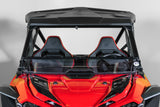 "Honda Talon Full Tilting UTV Windshield 1/4"" - Scratch Resistant"