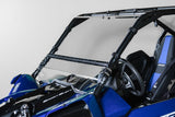 "Yamaha YXZ Full Tilting UTV Windshield 3/16"" - Scratch Resistant - Model 2019"