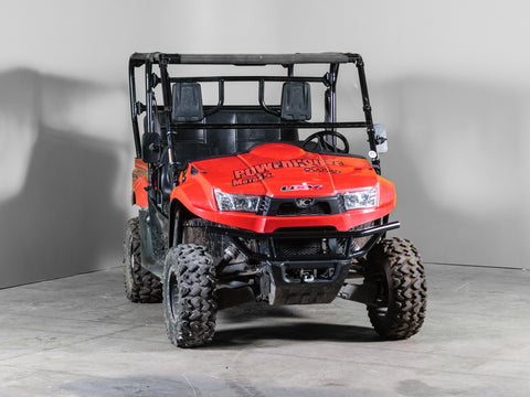 "Kymco 500/700 Full Tilting UTV Windshield 3/16"" - Models 2014+"