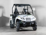"Arctic Cat Prowler Full Tilting UTV Windshield 3/16"" Scratch Resistant - Models 2011-2014"