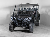 "Yamaha Viking Full Tilting UTV Windshield 1/4"" - Scratch Resistant"