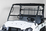"Kawasaki Mule Mid Full Tilting UTV Windshield 3/16"" - Scratch Resistant"