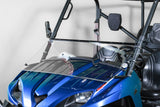 "Kawasaki Teryx Full Tilting UTV Windshield 3/16"" - Models 2009 and older"