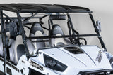 "Kawasaki T2 Full Tilting UTV Windshield 1/4"" - Scratch Resistant - Model 2014"