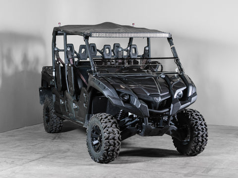Yamaha Viking Full Tilting UTV Windshield 3/16""