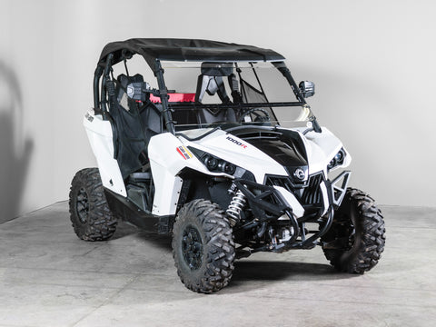 Can-Am Maverick Full Tilting UTV Windshield 3/16""