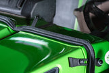 "Kawasaki Teryx Full Tilting UTV Windshield 3/16"" - Scratch Resistant - Models 2012-2014"