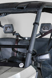 "Can-Am Defender Full Tilt Windshield 3/16"" - Scratch Resistant"