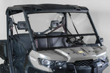 "Can-Am Defender Full Tilting Windshield 1/4"" Scratch Resistant"