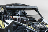 "Can-am Maverick X3 No Intrusion With Visor Full Tilting UTV Windshield 3/16"" - Scratch Resistant"