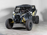 "Can-am Maverick X3 No Intrusion Full Tilting UTV Windshield 1/4"" Scratch Resistant w/ Tinted Visor"