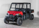 "Polaris Ranger Mid Size 570 Full Tilting UTV Windshield 3/16"" - Model 2015+ Pro Fit Cage"