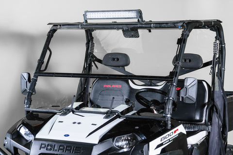 2009 + Full Size Polaris Ranger 800 Full Tilt Windshield
