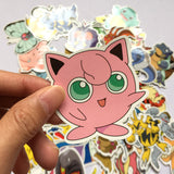 Pokemon Waterproof Stickers (80 pieces/lot)