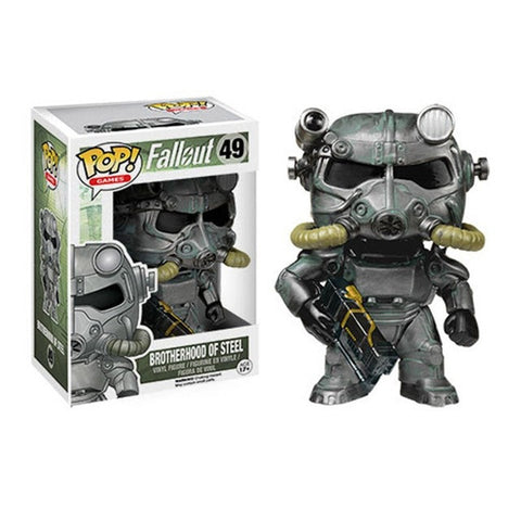 Funko Pop Brotherhood of Steel Figurine