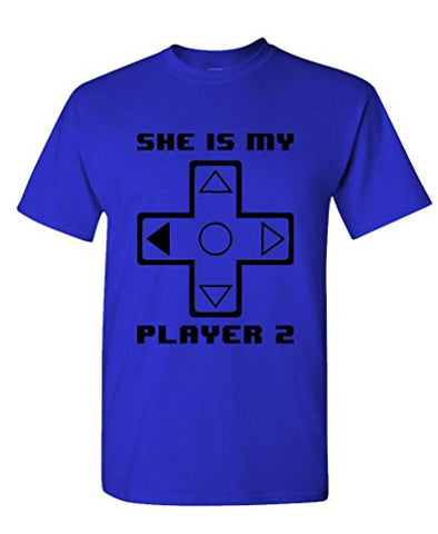 She's My Player 2 T-Shirt