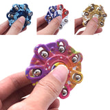 Multi-Spinner Fidget Toy
