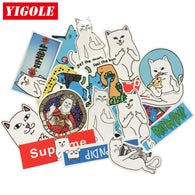 Ripndip Waterproof Stickers (20 pieces/lot)