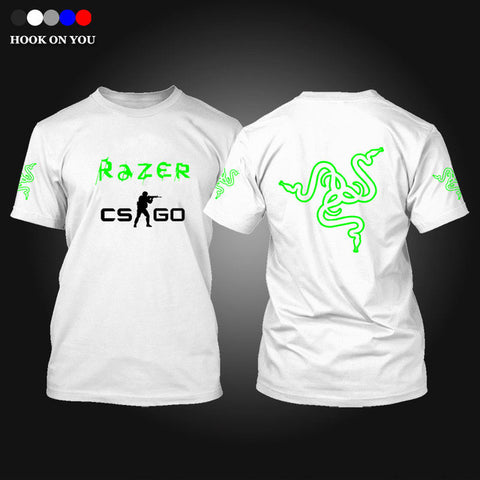 Razer Casual Gaming T-Shirt (Unisex)