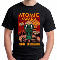Atomic War Gamer T-Shirt