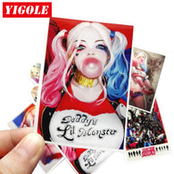 Limited Edition Harley Quinn Waterproof Stickers (7 pieces/lot)