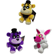 Five Nights At Freddy's Plush Doll without Keychain
