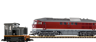 G-Scale Diesel Locomotives