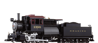 G-Scale Steam Locomotives
