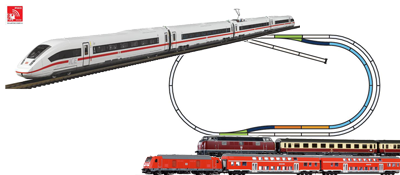 HO-Scale Starter Sets