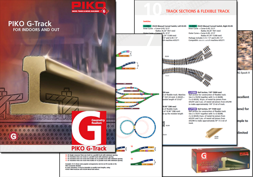 G-Scale - G-Track Flyer