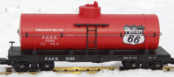 PIKO #38758: Phillips 66 Tank Car