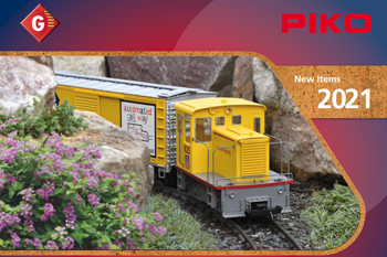 PIKO G-Scale New Items Flyer