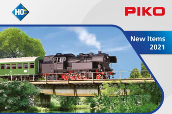 PIKO HO-Scale New Items Flyer