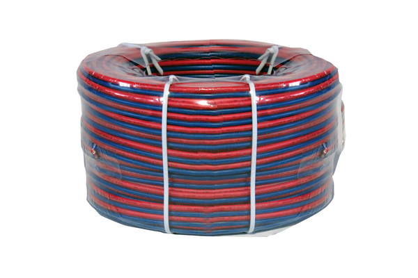35401 Red and Blue Cable, 16AWG, 82' (G-Scale)