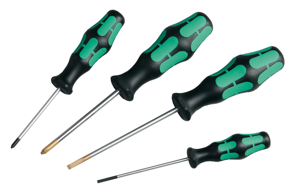 35420 Screwdriver Set, 4 pcs (All Scales)