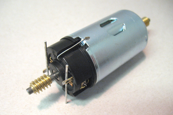 36000 Motor for 4 Wheel Gearbox (G-Scale)