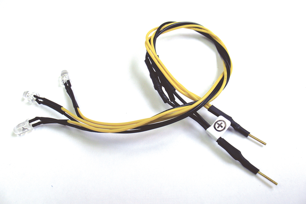 36012 Wired LED for BR218 (G-Scale)