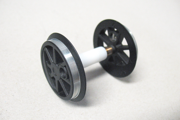 36175 Idler Wheelset: 0-6-0 (G-Scale)