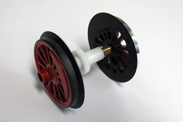 36177 Traction Wheelset: BR260 (G-Scale)