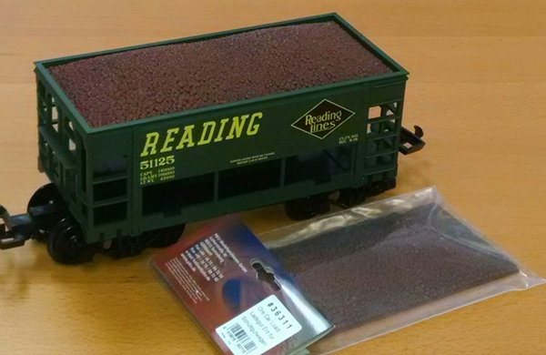 36311 Ore Car Load (G-Scale)