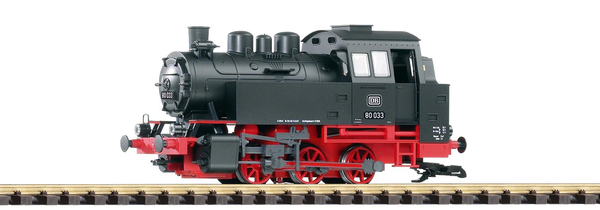37202 DB III BR80 Steam Locomotive (G-Scale)