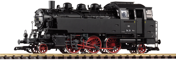 37212 OBB III BR64 Steam Locomotive (G-Scale)