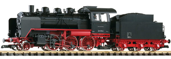 37222 DR IV BR24 Steam Locomotive (G-Scale)