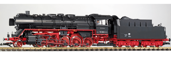37240 DR IV BR50 Reko Steam Locomotive (G-Scale)