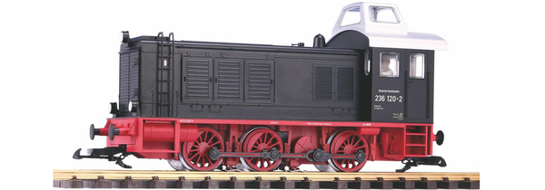37532 DB IV V36 Diesel Locomotive with Cupola (G-Scale)