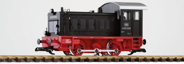 37550 DB III V20 Diesel Switcher Locomotive (G-Scale)