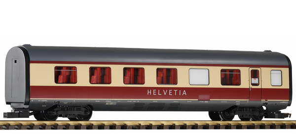 37641 DB III TEE Buffet Car VM 11.53 Car (G-Scale)